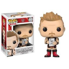 WWE Chris Jericho Funko Pop! NFL Series 4 Vinyl Figure