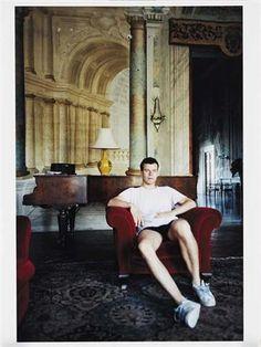 Wolfgang Tillmans, Selfportrait (August 97), 1997
