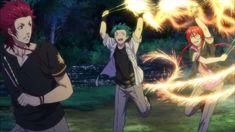 Kamigami no Asobi. Got to love Loki and Susanoo!