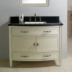 """Georgia 42"""" Single Bathroom Vanity Set"""