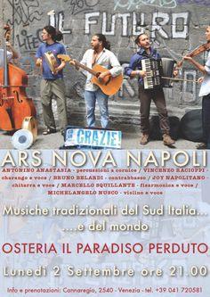 Ars Nova Napoli - 2 settembre 2013