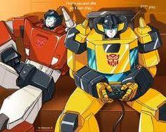 Autobots - Sideswipe & Sunstreaker