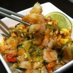 Ultimate Paleo Pad Thai and other Asian paleo recipes