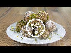 The PERFECT Vegan Healthy Snack: Energy Bites (Runtasty) - YouTube
