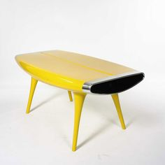 Marc Newson Ltd | Event Horizon Table | 1992 | http://www.marc-newson.com/