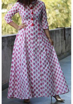 Pink Double Patti Maxi