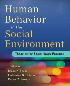 Human Behaviour And The Social Environment I Quiz 3