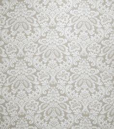 Upholstery Fabric- Eaton Square Sisterhood-Pewter Floral: upholstery fabric: home decor fabric: fabric: Shop | Joann.com