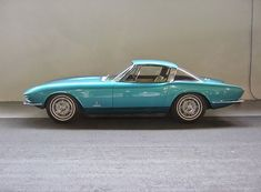 1963 Chevrolet Corvette designed by Pininfarina. 1963 Chevrolet Corvette designed by Pininfarina. Classic Corvette, Chevy Classic, Best Classic Cars, Chevrolet Corvette, New Sports Cars, Sport Cars, Chevy Hot Rod, Volkswagen, Toyota