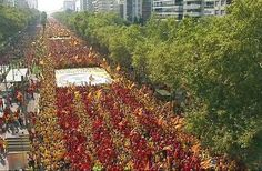 Miles de catalanes hacen de la Diada un gesto mayúsculo de apoyo a la consulta soberanista - http://plazafinanciera.com/miles-de-catalanes-hacen-de-la-diada-un-gesto-mayusculo-de-apoyo-a-la-consulta-soberanista/ | #9N, #ArturMas, #ConsultaSoberanista, #Diada #Política