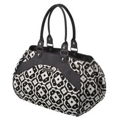 Petunia Pickle Bottom® Wistful Weekender in Licorice Blossom - buybuyBaby.com