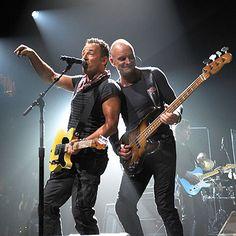 Bruce Springsteen & Sting