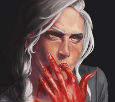 Manon Blackbeak by cutthroatcompetition. Heir of fire. Queen of Shadows. Empire of Storms. Sarah J Maas
