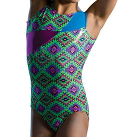 This basic gymnastics leotard is a must buy!