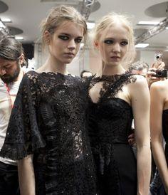 ANTONIO MARRAS FW 2012  perfect models