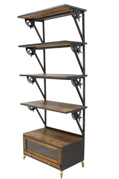 Retail shelving for shoes by Fs