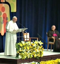 Official text of Pope Francis' remarks to the World Meeting of Families' organizing committee, volunteers and benefactors at Philadel...