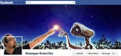 Facebook Timeline: Examples of how to use your Timeline cover photo together with your Facebook profile photo for creative communication.