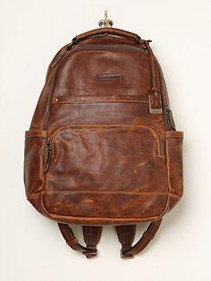 Free People Logan Backpack