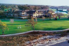 The Lodge at Sea Island in Sea Island, Ga., has seven restaurants and three 18-hole golf courses.