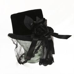 The Costume Trunk: Top Hat Makeover - Fabric.com Blog
