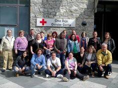 Voluntarias/os de #CruzRoja #Bizkaia participan en la Jornada Autonómica de #Voluntariado del País Vasco 2016 que se celebra hoy en la sede de la Oficina Autonómica en #Vitoria. #CREuskadi