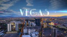 'Vegas 4K', An Ultra High-Definition Time-Lapse Video of Sin City at Night