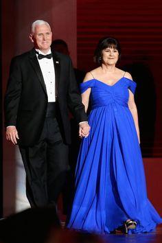 Karen and Mike Pence - Cosmopolitan.com