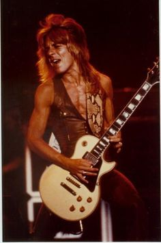 Randy Rhodes - only the good die young.
