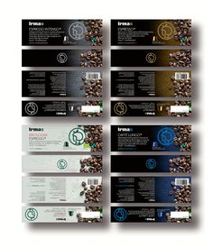 Irma Coffee on Behance