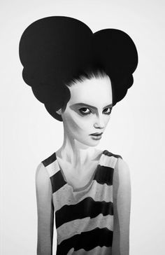 Another Ruben Ireland Piece. Lola loves darkness and drama and this SCREAMS it.
