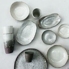 Bridget Bodenham ceramics. How to get mother of pearl/iridescent shell effect?