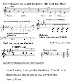 Does this go under Musical Theatre or Misc Humour? Imma put it in the latter with the other sheet music jokes. Theatre Nerds, Music Theater, Broadway Theatre, Broadway Shows, Musicals Broadway, Dear Evan Hansen, Music Stuff, Sheet Music, Music Sheets