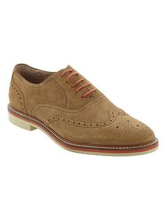 Taylor Suede Oxford Product Image