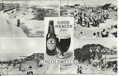 RP. INGOLDMELLS; FOUR VIEWS & GUINNESS ADVERT, c. 1950's Lincolnshire.Walfred | eBay