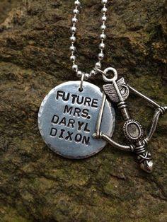 Norman Reedus fans! #TeamDaryl http://thestir.cafemom.com/love_sex/160568/5_ways_to_wear_your/109853/norman_reedus_daryl_necklace?slideid=109853?utm_medium=sm_source=pinterest_content=thestir