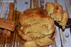 French Toast Cookies With Maple Syrup - Hugs and Cookies XOXO
