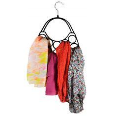cambia de armario sin dolores de cabeza y organiza tus pauelos bufandas y fulares con