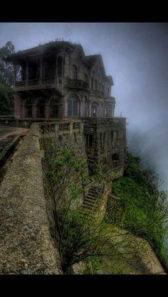 Abandoned Hotel In Colombia   http://ift.tt/1oskPFi via /r/woahdude http://ift.tt/1Xz8oTv