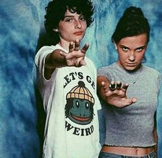 Image about millie bobby brown in Stranger Things 💢 by Madalyn Stranger Things Actors, Stranger Things Have Happened, Stranger Things Aesthetic, Stranger Things Funny, Stranger Things Netflix, Millie Bobby Brown, Stranger Danger, Don T Lie, Wattpad