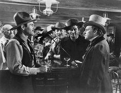 """My Darling Clementine"" Henry Fonda, Ward Bond, Victor Mature"