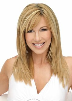 Leeza Gibbons - Talk Show/Radio Host (1957-??). Best known for Entertainment Tonight & Extra.