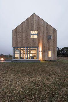 Casa Granero en Sebastopol / Anderson Anderson Architecture