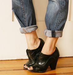 6 ways to roll your jeans, need to remember this!