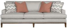 Vanguard Furniture: W160-S Different arm and legs..more transitional than traditional