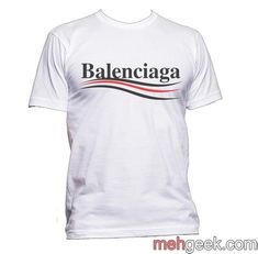 c64a870345910 Balenciaga Strips Mode Men T-shirt tee PA Crew Neck Sweatshirt