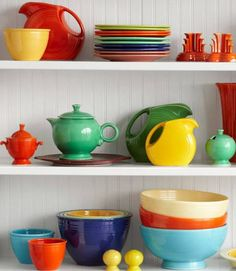 These lively ceramics continue to to spice up dinnertime after nearly 80 years.