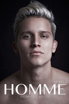 Silver homme
