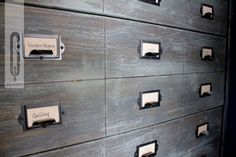 Rast Dresser Turned Apothecary Chest