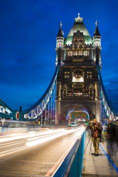 The Photographer by Torsten Muehlbacher on 500px - Tower Bridge - London - England